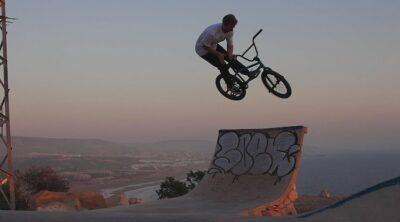 DIY Lockdown Morocco BMX video