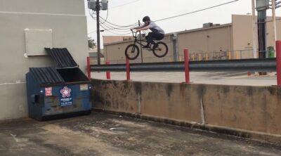 Drew Kukura Houston Texas BMX video