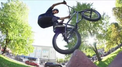 Erik Elstran BMX Pro Part Video