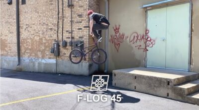 Fit Bike Co F-Log Matt Nordstrom Mixtape BMX