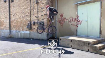 Fit Bike Co F-Log Matt Nordstrom Mixtape BMX