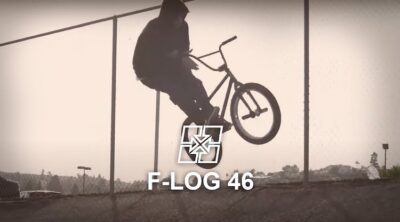 Fit Bike Co F-Log Rails For Breakfast BMX