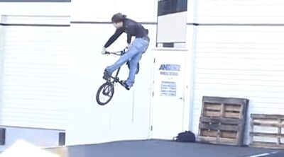 Fit Bike Co Justin Inman Fit Life Section BMX video