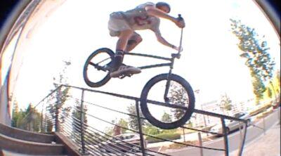 Federal Bikes Fred Lajoinie BMX video