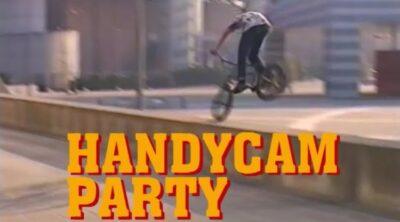 Handycam Party BMX video