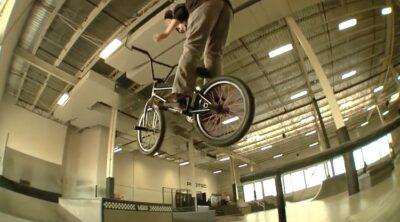Imported BMX Session Spin Skatepark