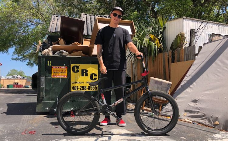 Subrosa Jabe Jones Bike Check BMX