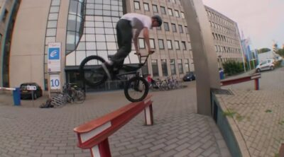 Joeri Veul Colors BMX video Wethepeople
