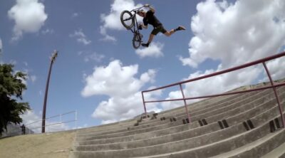 Last Call Lockdown BMX video