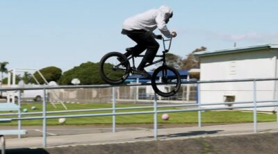 Lockdown BMX video