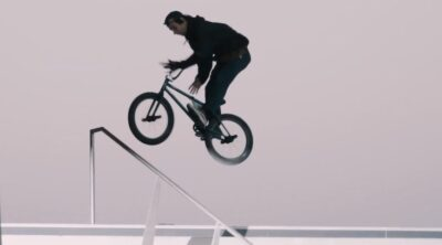 MarieJade No Future Bonus BMX video