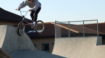 Matt Harris BMX Self Isolation