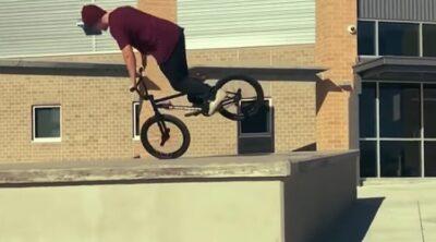 Matt Nordstrom Early 2020 Compilation BMX video