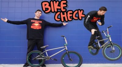 Matt Ray Video Bike Check BMX