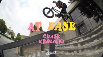 "Odyssey BMX Chase Krolicki ""At Ease"" BMX video"