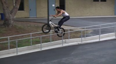 Odyssey BMX Jacob Cable At Ease BMX video