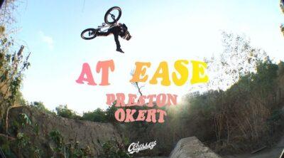 Odyssey BMX Preston Okert At Ease BMX video