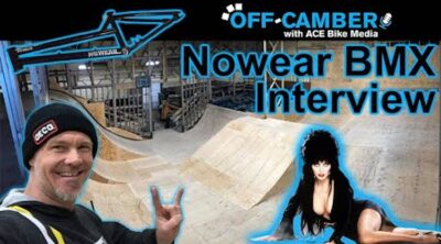 Off Camber Podcast Karl Hinkley BMX video