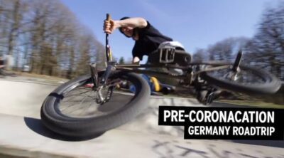 Paul Tholen Germany Road Trip BMX video