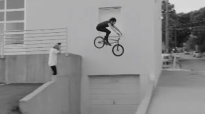 Sean Burns Eclat BMX video