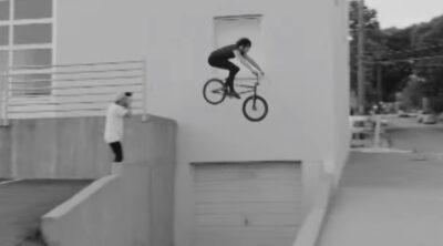 Sean Burns Eclat BMX video