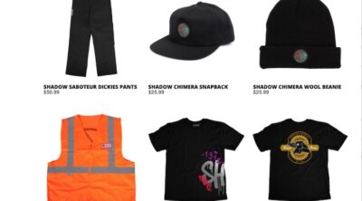 Shadow Conspiracy Spring 2020 Apparel BMX