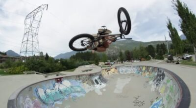 S&M Bikes Jonny Devine BMX video 2020