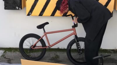 Stephan August Bike Build BMX video