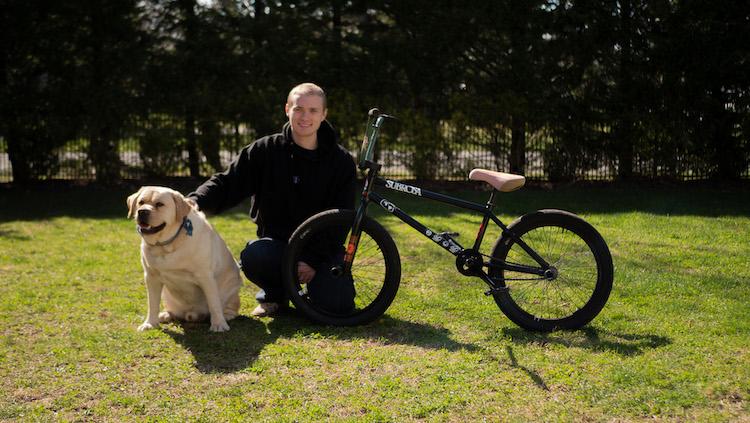 Subrosa Brand Lewis Colascione Bike Check BMX