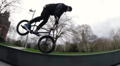 Substance BMX In The CIty Glasgow BMX video