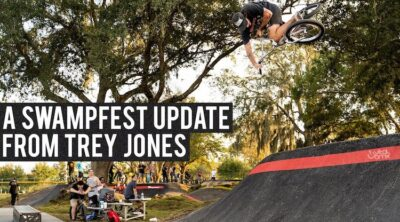 Swampfest Update from Trey Jones BMX