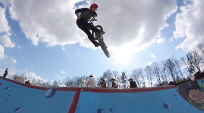 TBB Bike Dominik Pospisil BMX Video