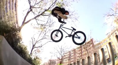 Thankyou En Barcelona BMX video