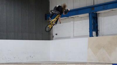 Tom Justice Asylum Skatepark Raw BMX video