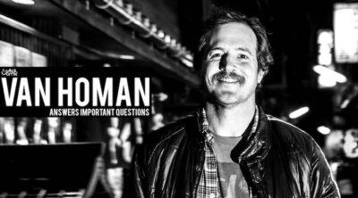 Van Homan Answers Important Questions BMX