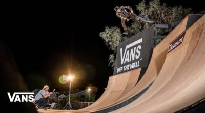 Vans Homestead BMX video