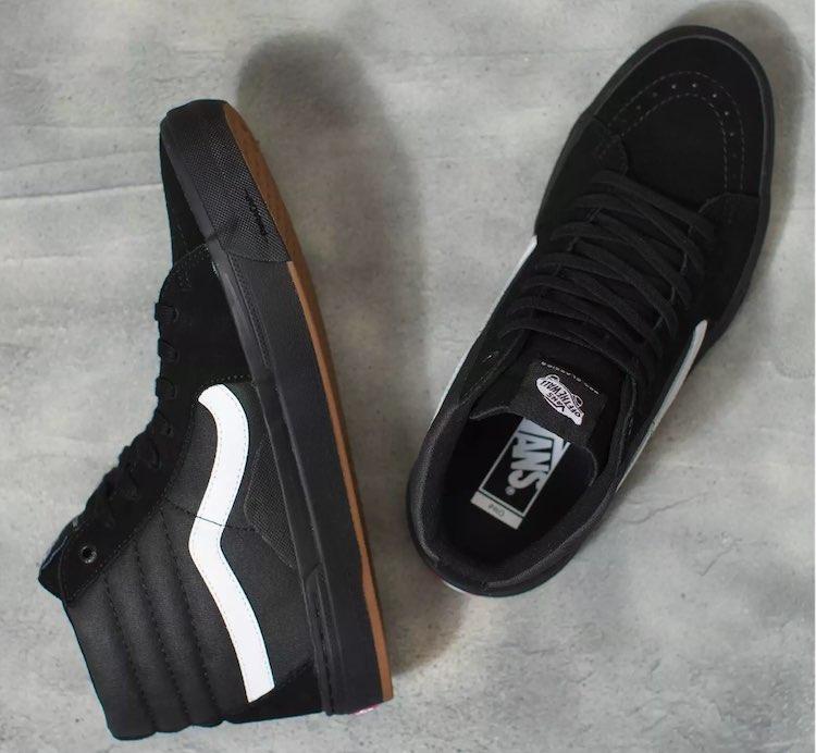 Vans BMX shoe