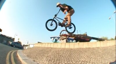 Winston BMX video full