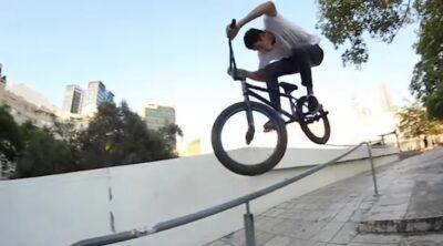 Z Tape BMX video Tel Aviv