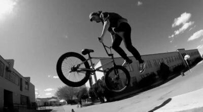ABQ DNV Adrian Varvela BMX video