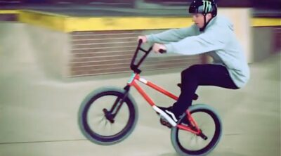 Alex Donnachie Instagram Compilation BMX video