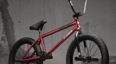 Kink BMX 2021 Nathan Williams Complete BMX bike