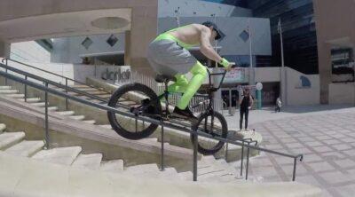 BMX video Israel