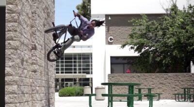 Brad Simms Welcome Fit Bike Co BMX video