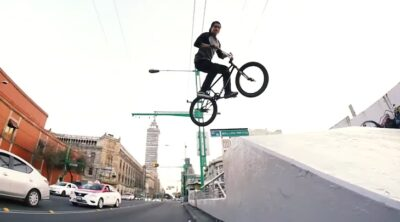 Chillango Ride A Bike BMX video