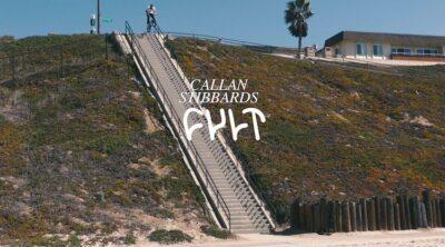 Callan Stibbards Welcome to Cult BMX video