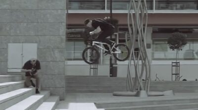 Dan Lacey Early 2020 Compilation BMX video