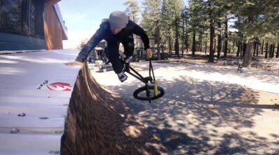 SM Bikes Dan Norvell 2020 BMX video