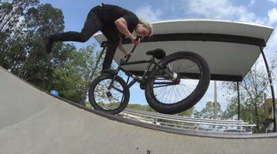 Dave Krone 2020 BMX video