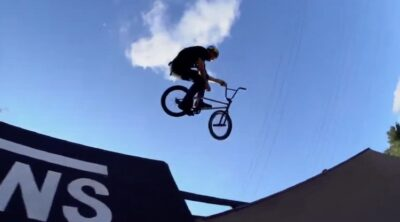 Dennis Enarson Haro BMX Continuous Video